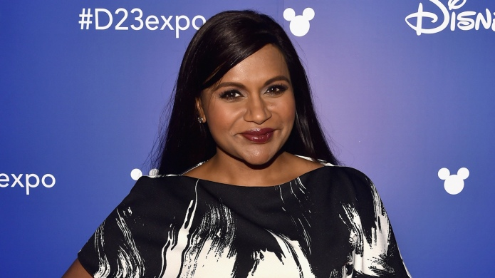 Mindy Kaling's Baby Daddy Mystery Shows