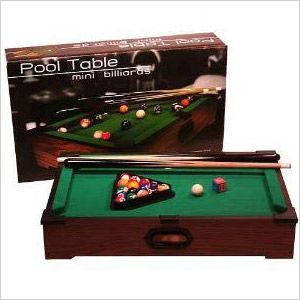 pool table mini billiards