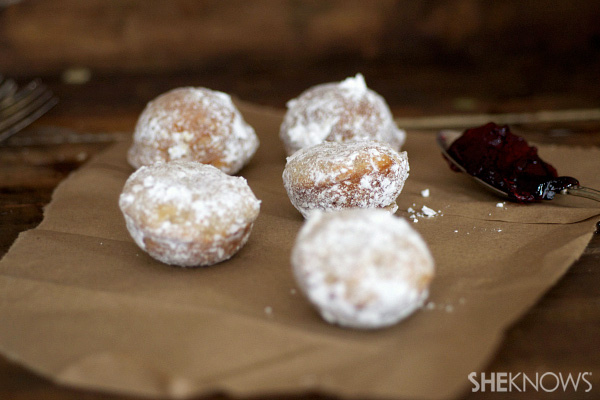 4 gluten-free mini donut recipes