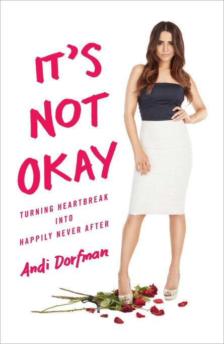 'It's Not Okay' book cover