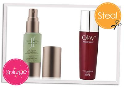 Save/Splurge: Anti-aging serums