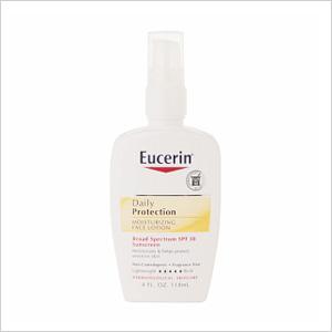 Eucerin Daily Protection Moisturizing Face Lotion
