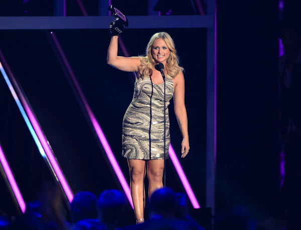 Miranda Lambert at the 2013 ACM Awards