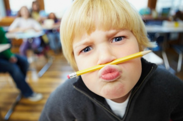 Misbehavior at school