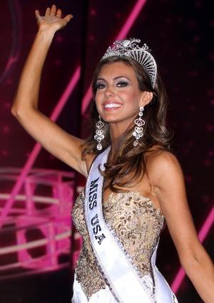Miss USA Erin Brady