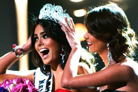 Miss Universe, Jimena Navarrete of Meixco