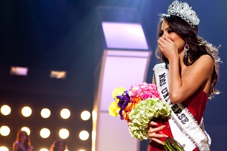 Miss Universe winner: from Meixco, Jimena Navarrete