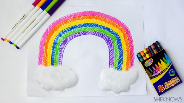 How to make DIY puffy paint