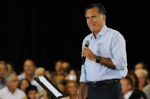 Mitt Romney on education
