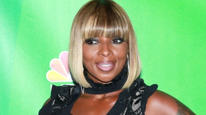 Mary J. Blige's getting divorced —