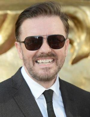 Ricky Gervais, Amy Poehler among presenters