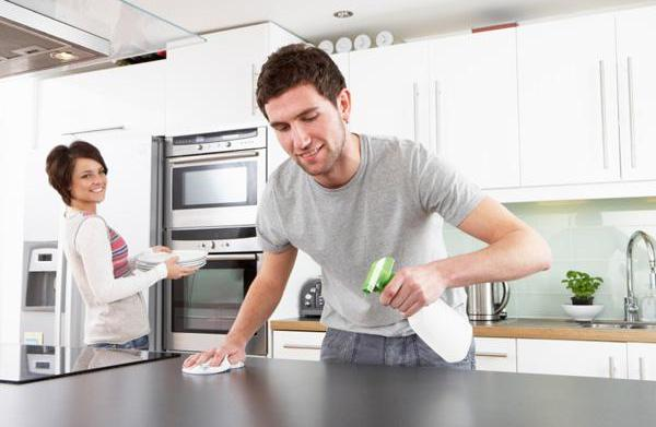 Clean up your home to turn