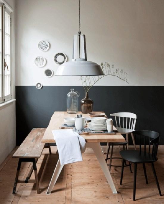 Half-Painted Dining Room