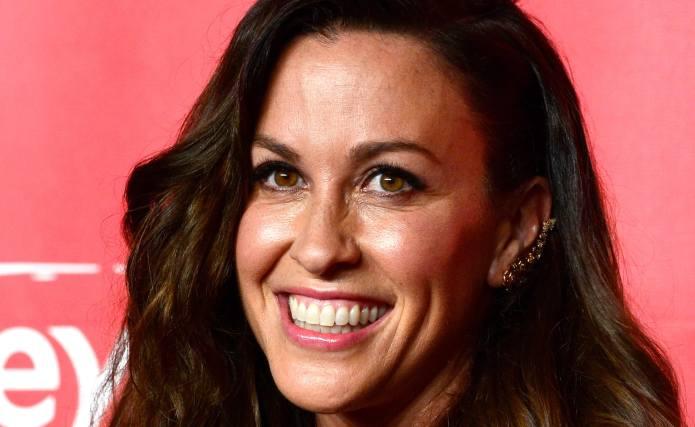 Alanis Morissette Opens Up About Postpartum