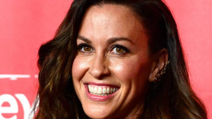 Alanis Morissette Opens Up About Postpartum