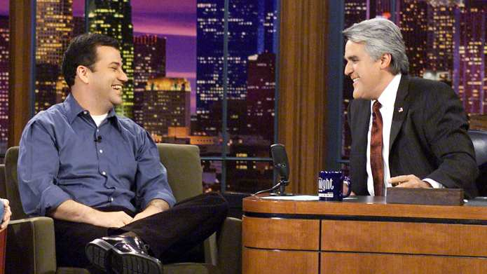 Despite Differences, Jay Leno Supports Jimmy