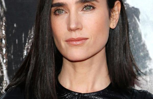 Jennifer Connelly's epic eyebrows steal the