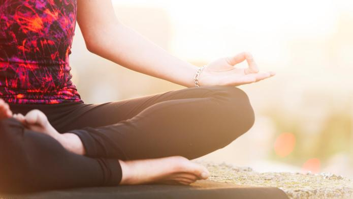 Everyday inspiration: Take a five-minute yoga