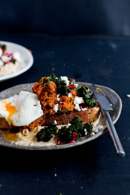 Fall veggie recipes: Smashed pumpkin toast is the breakfast of fall