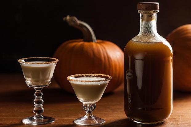 17 Pumpkin cocktails: Pumpkin spice liqueur