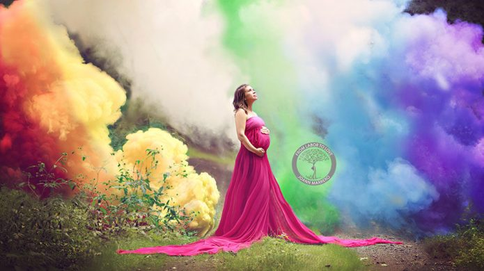 How 'Rainbow Mamas' Are Helping to
