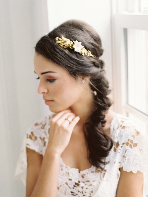 Ethereal Bridal Hair Accessories | Tenth & Grace