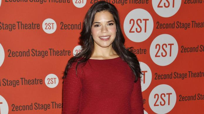 America Ferrera shows us how to