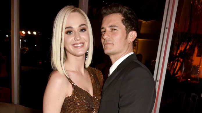 Katy Perry & Orlando Bloom Made