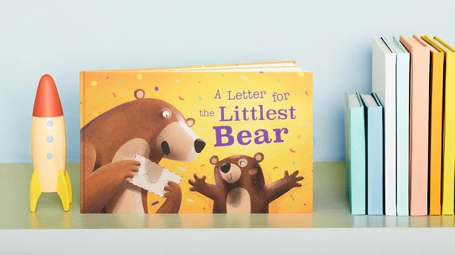 Inclusive Books for Every Family | A Letter For The Littlest Bear