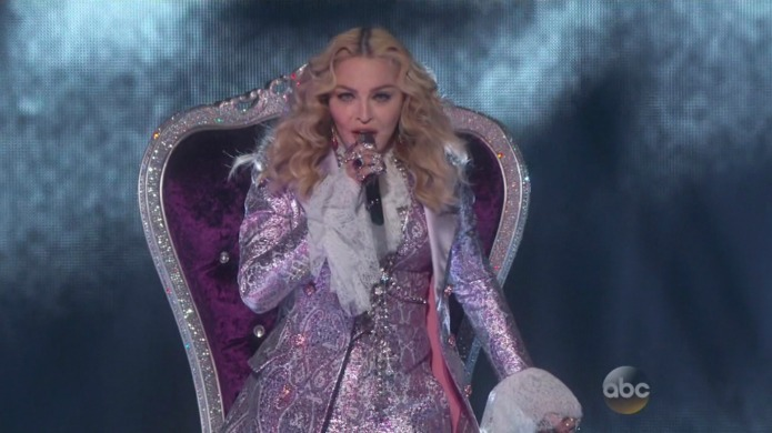 Madonna's tribute to Prince didn't win