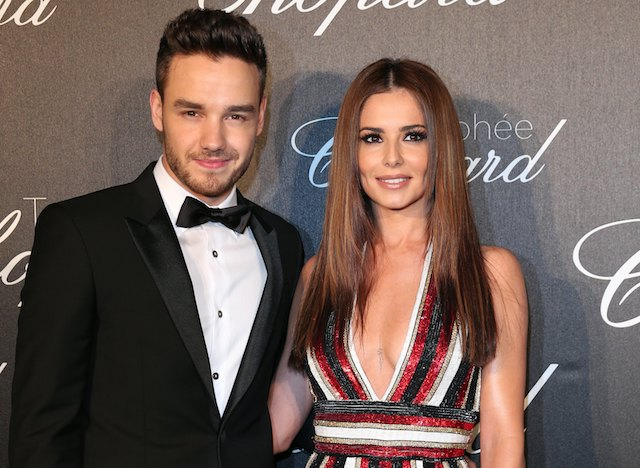 Cheryl Cole and Liam Payne arrive at the Chopard Trophy Ceremony