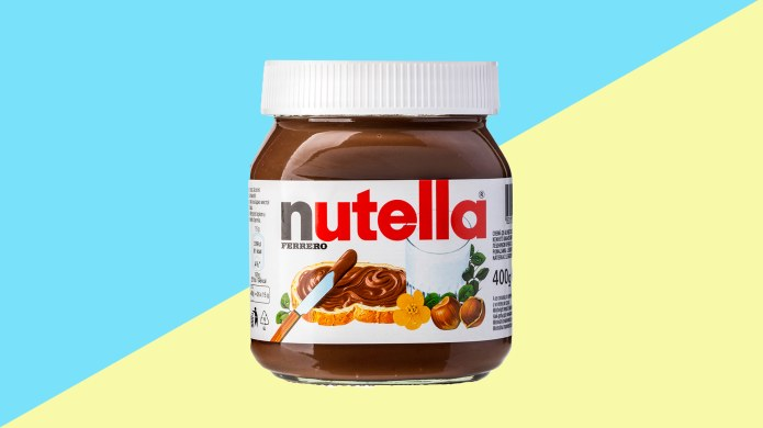 Nutella Went on Sale in France,