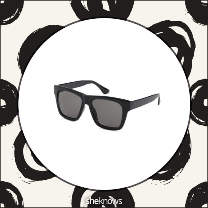 H&M black sunglasses