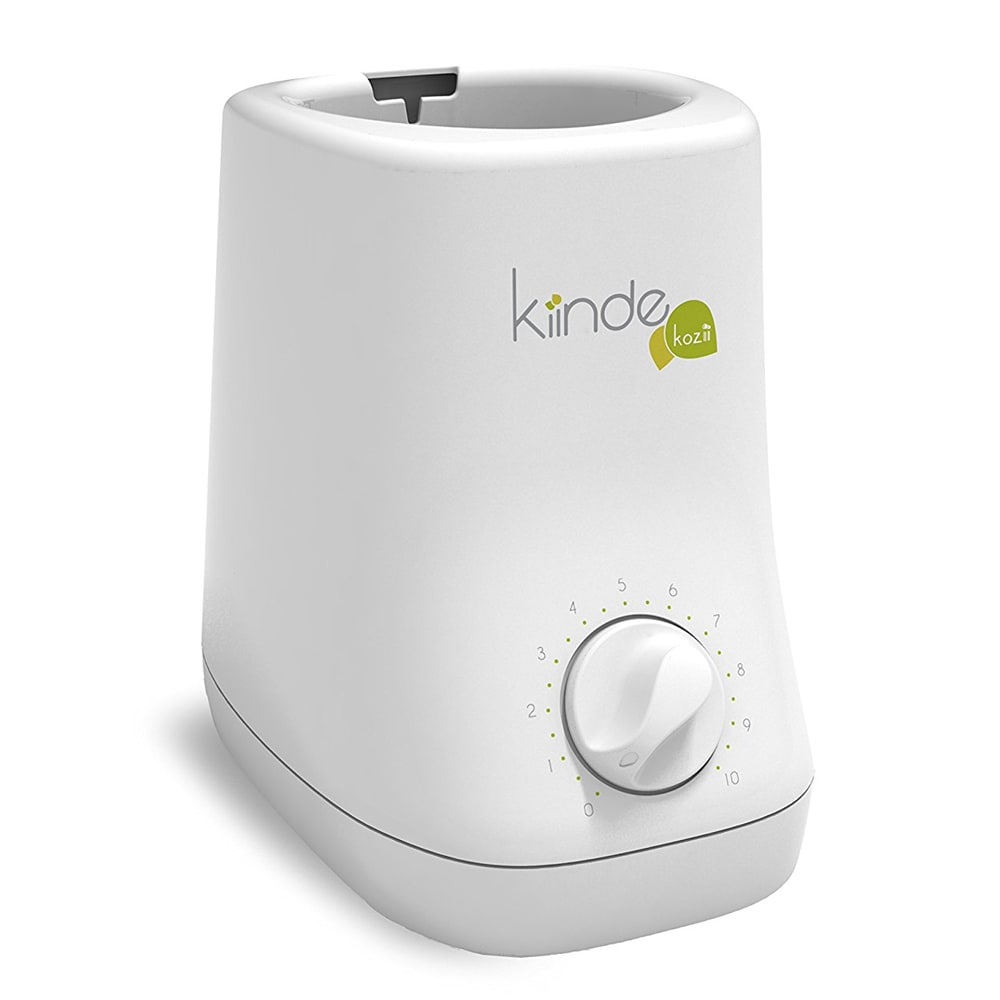 Stress-Relieving Products for New Parents: Kiinde Kozii Bottle Warmer and Breast Milk Warmer