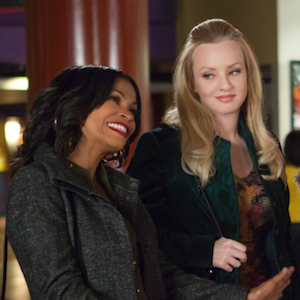 EXCLUSIVE: First look at the ladies
