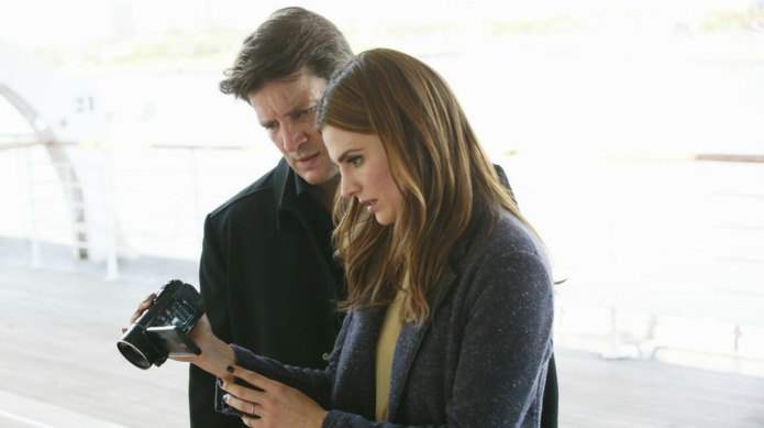 Castle loses its female lead Stana