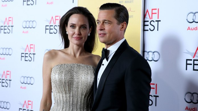 Brad Pitt & Angelina Jolie's Divorce