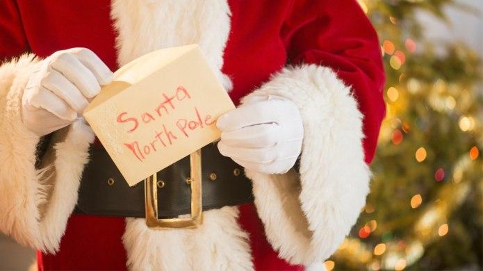 'Secret Santa' pays overdue lunch bills
