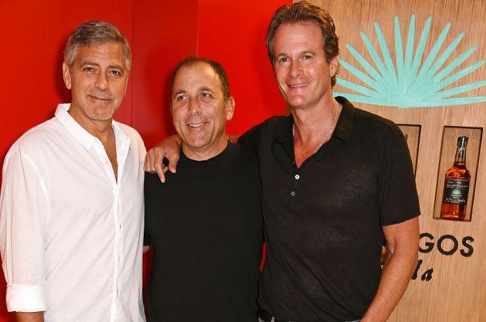 Biggest celebrity side hustles: George Clooney
