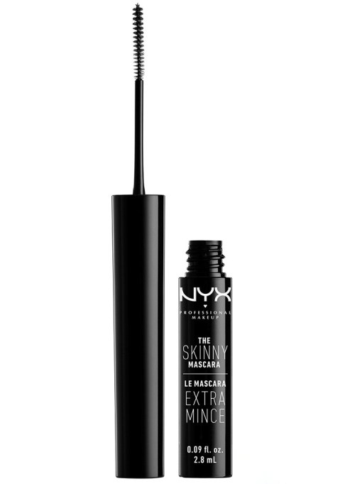 Mascaras That Actually Make Your Lashes Look Longer | NYX The Skinny Mascara