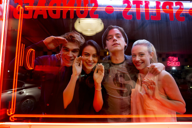 Check out the return dates for some of your favorite TV shows: 'Riverdale'
