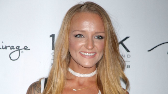 Maci Bookout's making everyone jealous with