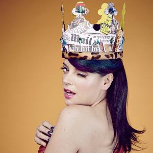 "Lily Allen announces Sheezus, releases ""Our"