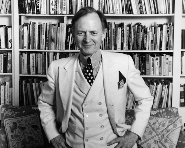 Portrait of Tom Wolfe, circa 1970