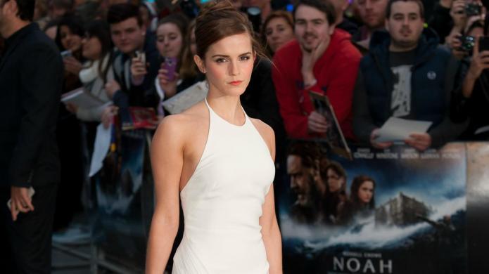 Nude photo threat against Emma Watson