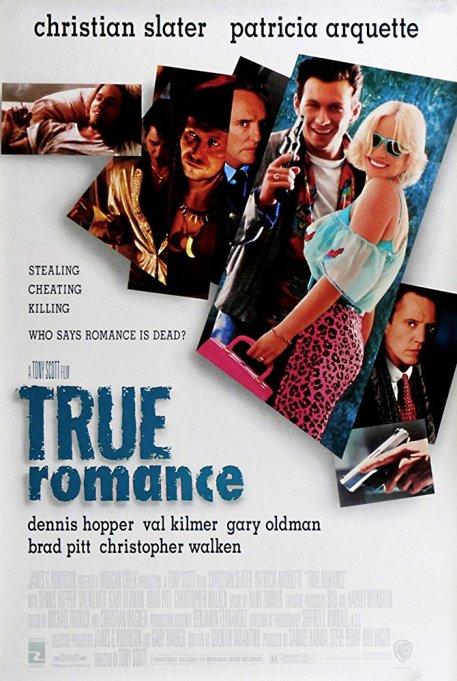 Movies turning 25 this year: True Romance