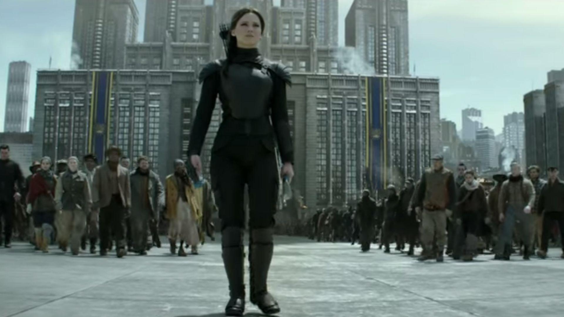 The Hunger Games: Mockingjay Part 2 teaser