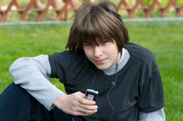 Modern Teen Boy