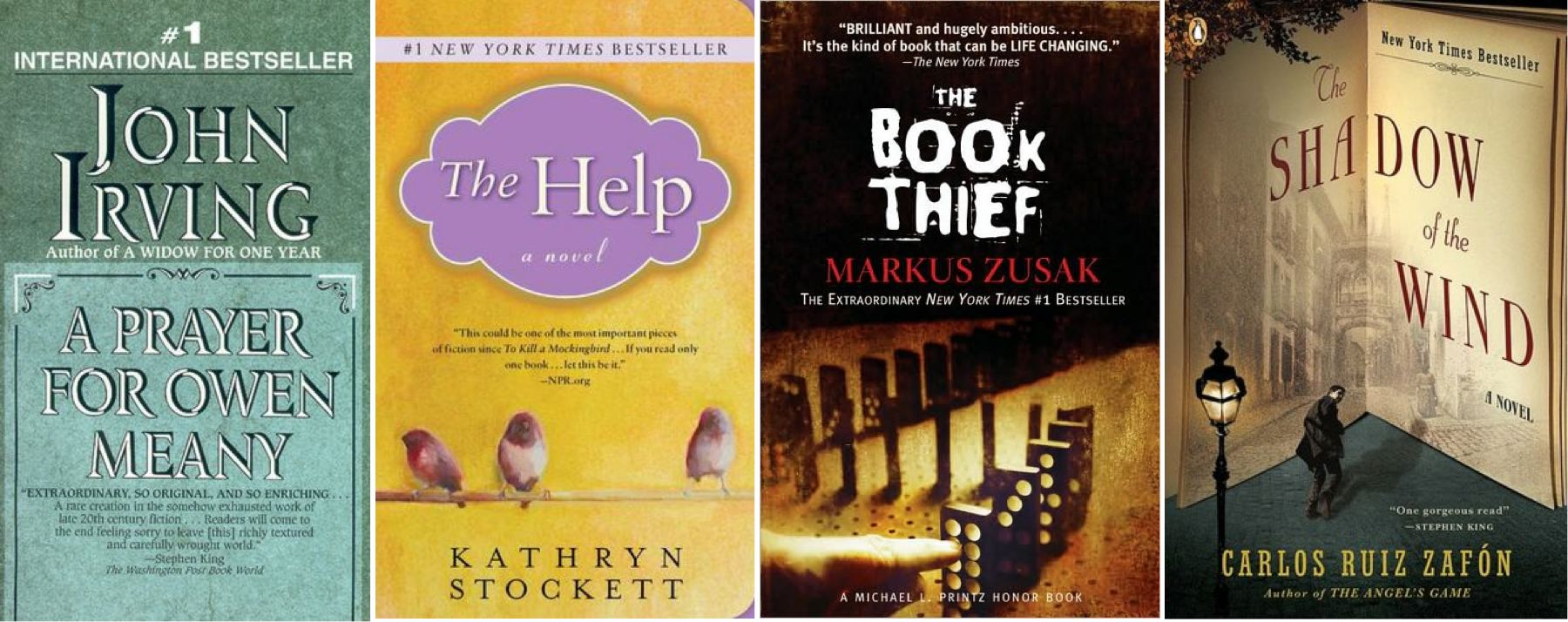 Modern classics Book covers