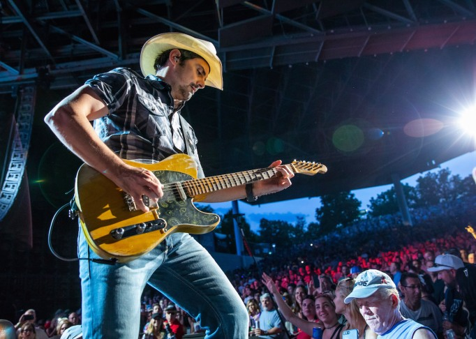 The Most Famous Celebrity From West Virginia: Brad Paisley